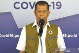 Doni Monardo: DKI Jakarta belum pernah cabut PSBB
