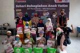 ACT Purwokerto santuni 50 anak yatim