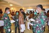 229 peserta ikut tes tahap II caba PK TNI AD di Korem 172/PWY