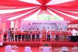 Pemkab Minahasa dukung pembangunan jalan MORR 3