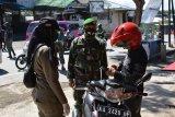 Petugas gabungan Wonosobo gencar operasi pemakaian masker