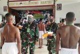 53 pemuda wilayah Papua Selatan ikuti seleksi pusat Caba PK TNI AD