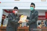 Wabup serahkan Rancangan KUPA-PPAS Perubahan kepada DPRD Bantaeng