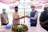 Bupati Pringsewu gelar doa bersama pembangunan jembatan paket empat Bendungan Way Sekampung