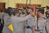 Kapolres Jayawijaya serah terimakan enam pejabat Polres