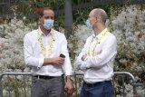 Direktur Tour de France kembali ke balapan setelah dites negatif corona