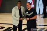 Toronto Raptors perpanjang kontrak pelatih Nick Nurse