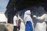 68 karyawan Bank Nagari Simpang Empat tes usap pasca-ada Karyawan terinfeksiCOVID-19