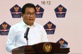 Presiden memantau langsung penanganan COVID-19 di 9 provinsi