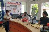 Reporter RRI Jayapura setiap hari beritakan pembaruan COVID-19