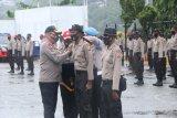 276 Casis ikut binlat pra bintara noken di SPN Jayapura