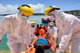 Basarnas Kendari melatih 40 potensi SAR soal SOP operasi penyelamatan