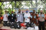 Ditnarkoba  Papua musnahkan 7,1 kg ganja dan 141,14 gram sabu-sabu