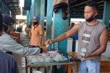 Harga ikan di pasaran Kota Kupang meningkat drastis