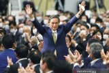 Yoshihide Suga gantikan Shinzo Abe sebagai PM Jepang