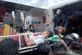 Dua tukang ojek ditembak KKB