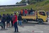 Aparat gabungan TNI-Polri kejar KKB Intan Jaya