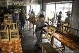 72 unit usaha ditutup karena langgar PSBB Jakarta