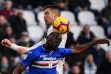Liverpool ingin kontrak bek Sampdoria Omar Colley