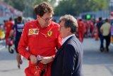 Bos Ferrari akui timnya