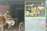 Respon masyarakat tuding pemilik terpapar COVID-19, warung Lotek Mbak Sri sepi