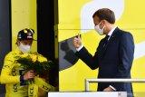 Klasemen sementara setelah etape ke-17 Tour de France