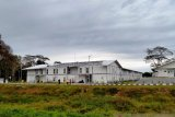 Rumah Sakit Galang rusak