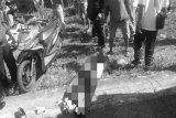 Diduga korban tabrak lari, seorang wanita muda di Kapuas tewas berlumuran darah