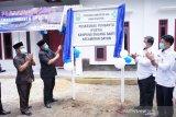 Perkuat kesehatan kampung, Bupati Siak resmikan Pustu Sialang Sakti