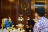 Gubernur  dan  GM Pertamina MOR VII bahas beasiswa untuk warga pulau