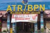 Kantor Pertanahan Poso  terbitkan 11.500 sertifikat tanah gratis