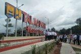 Bank Nagari kucurkan Rp175 juta bangun objek swafoto di objek wisata Talao Pauh Pariaman