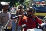 Polres Polewali Mandar Sulbar sosialisasikan protokol kesehatan