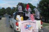 WVI bersama Puskesmas Kota Palu  kampanye makan telur setiap hari