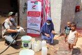 Dewan Masjid Indonesia membantu 1 juta liter air bersih warga Gaza