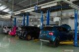 Pengerjaan bengkel body repair Suzuki melonjak saat pandemi