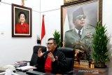 Calon kepala daerah dari PDIP diminta untuk bekerja keras rebut hati rakyat