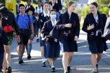Australia menuju jumlah kasus terendah dalam tiga bulan terakhir