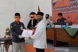 Eisti-Alim serahkan perbaikan dokumen pencalonan  Pilkada 2020 ke KPU