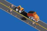 Di tengah pandemi, 19 Paket pembangunan jalan terus dikerjakan