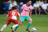 Messi sumbang dua gol saat Barca kalahkan Girona pada laga persahabatan