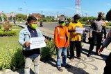 117 warga Kapuas tak patuhi protokol COVID-19 terjaring Operasi Yustisi