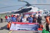 Helikopter BNPB distribusikan bantuan Pemprov Kalteng ke daerah terisolir