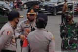 Polrestabes Palembang gelar operasi yustisi  protokol kesehatan