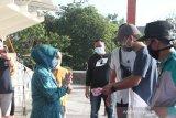 Tim Penggerak PKK OKU bagikan 4 ribu  masker cegah penyebaran COVID-19