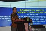 Dialog bersama tungku tigo sajarangan, Menko Polhukam ajak masyarakat menjaga stabilitas keamanan negara
