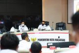 Camat se-Makassar ditantang pulihkan ekonomi di tengah pandemi COVID-19
