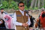 Pemerintah ajak perusahaan bangun huntap korban banjir Luwu Utara