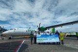 Citilink resmi membuka empat rute baru di Sulawesi