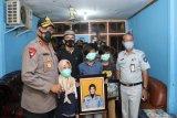Jasa Rahadja Papua serahkan santunan ahli waris Bripka Polwan Chistin Batfeny